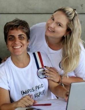 Larissa e Alessandra