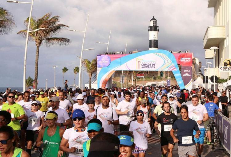 Maratona Salvador - Secom