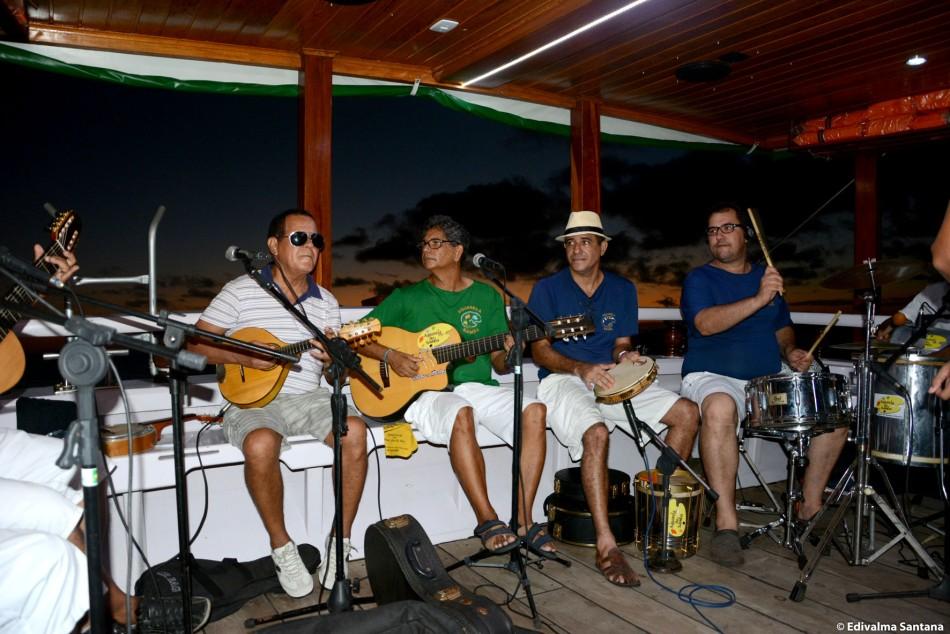 Aquarela do Brasil/Música/Baía de Todos os Santos Foto:Edivalma Santana