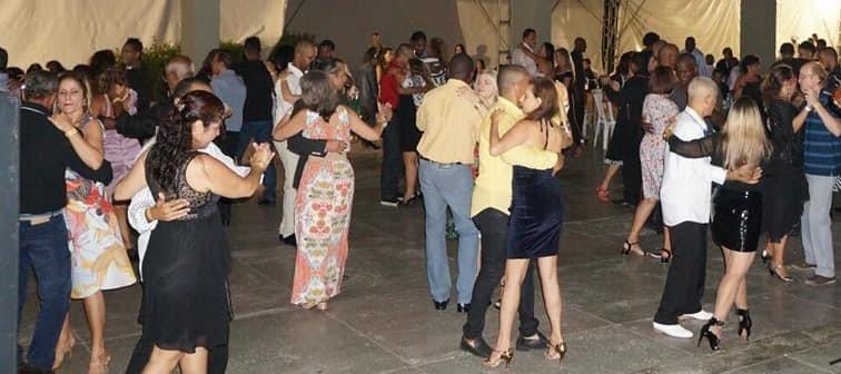 Baile de sandro Guedes